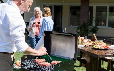 Simple Tips for Summer Grill Safety