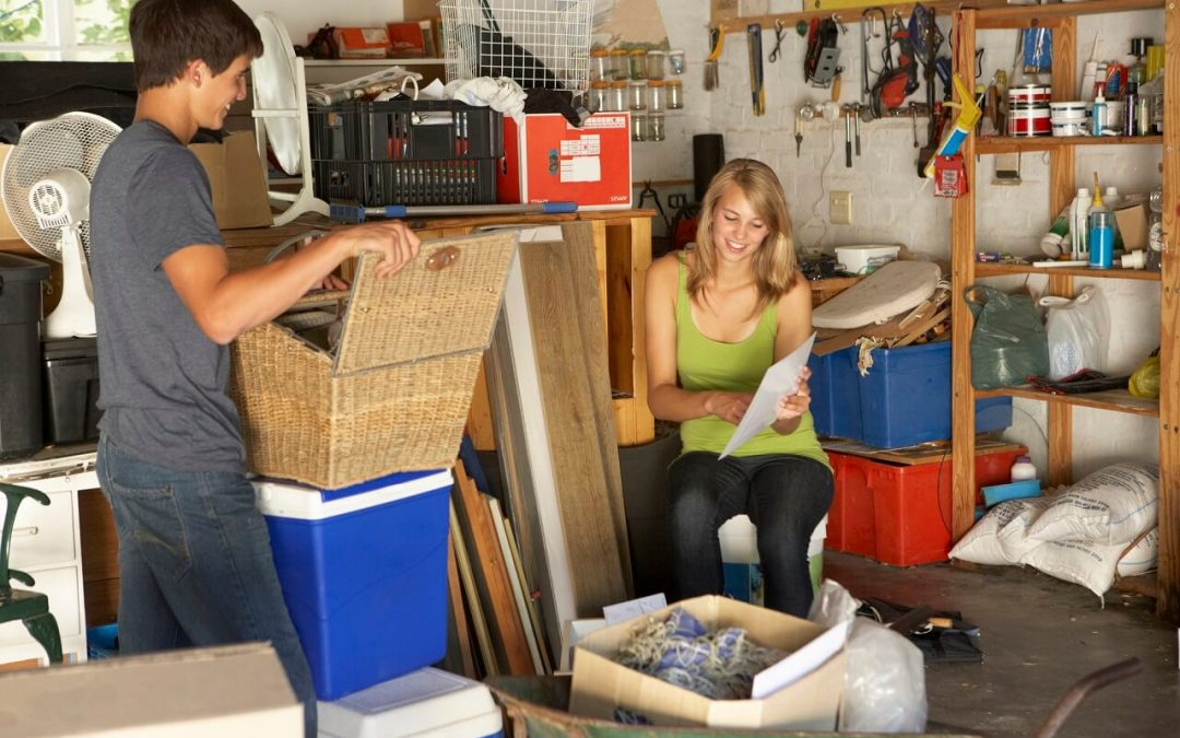 5 Tips for Smart DIY Garage Storage